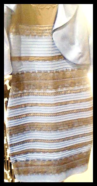 Vestido preto ou azul ou dourado