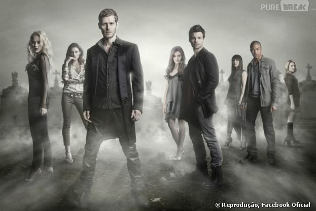 "O elenco de ""The Originals"", série spin-off de ""The Vampire Diaries"""