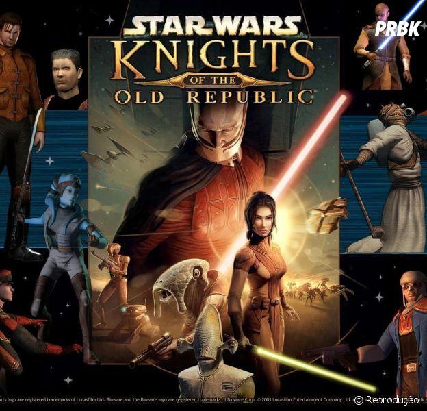 """Star Wars: Knights of the Old Republic"" ganha versão para sistemas Android"