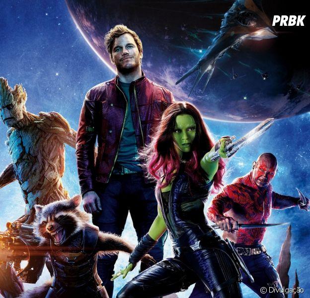 """David Bautista confirma que """"Guardiões da Galáxia 3"""" será o último filme do grupo. Vem ver o que podemos esperar do longa!"""