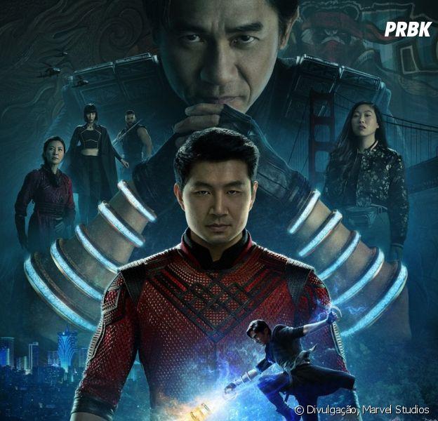 """Descubra quando """"Shang-Chi e a Lenda dos Dez Anéis"""", novo filme da Marvel Studios, chega ao serviço de streaming Disney+"""