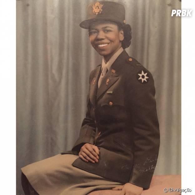 Mildred V. Leonard, avó de Big Sean