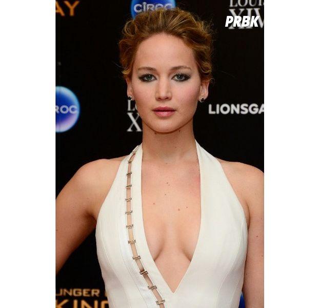 Jennifer Lawrence está prestes a dominar o mundo!