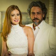 """Novela """"Império"""": Maria Isis (Marina Ruy Barbosa) e José Alfredo (Alexandre Nero) no Ano Novo!"""