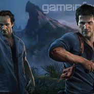"""Em """"Uncharted 4: A Thief's End"""": game terá multiplayer online e irmãos Drake jogando em dupla"""