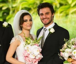 """Hugo Bonemer e Laís Pinho eram o casal Martin e Micaela em """"Malhação"""""""