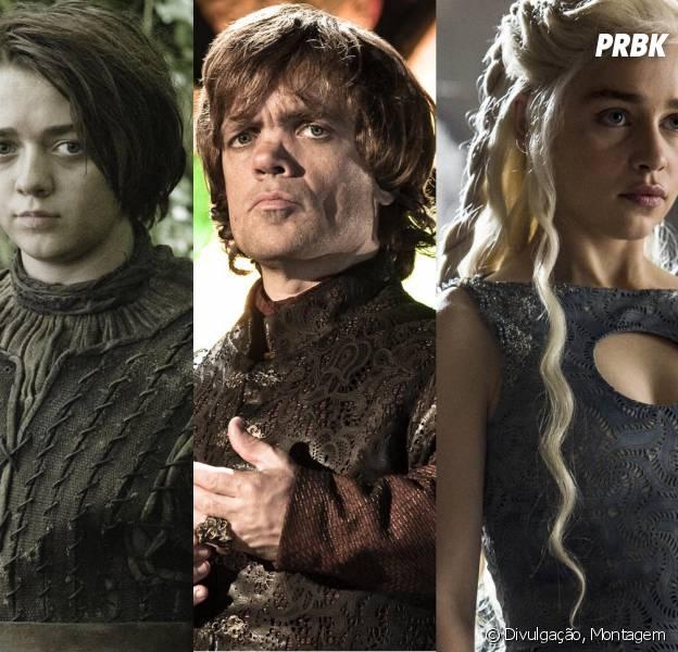 """""""Game of Thrones"""" começa sua 5ª temporada em 12 de abril, na HBO!"""