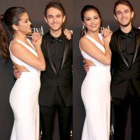Selena Gomez e Zedd badalam com Taylor Swift e Lorde após o Globo de Ouro 2015