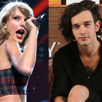 Taylor Swift e Matt Healy, vocalista da banda The 1975, estão namorando? Cantor desmente boatos!