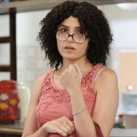 """Novela """"Alto Astral"""": Monica Iozzi muda visual para ficar pobre na produção das 19h!"""