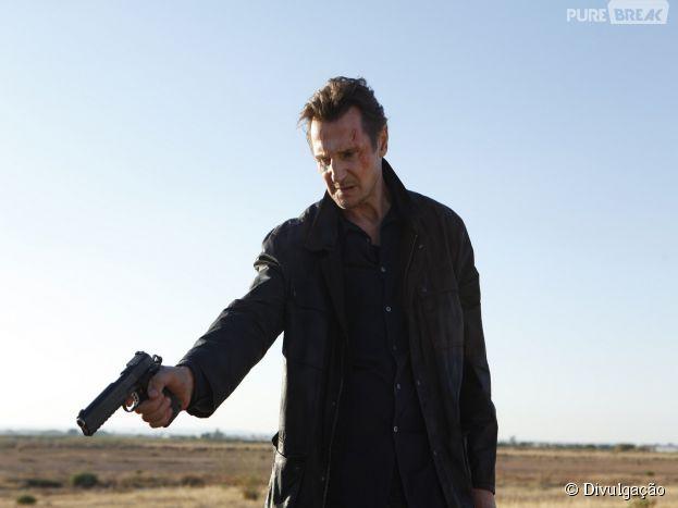 """""""Busca Implacável 3"""" conta com Liam Neeson como protagonista"""