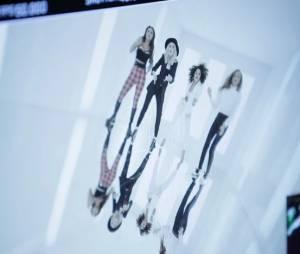 """Little Mix também divulgou vídeo dos bastidores das gravações de """"Move"""""""