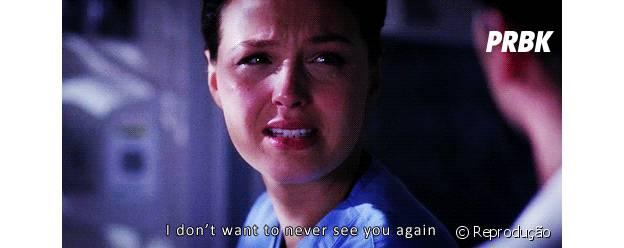 """""""Grey's Anatomy"""": Meredith e Derek passam a viver relacionamento à distância, Karev se aproxima e Jo se irrita"""