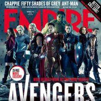 """De """"Os Vingadores 2"""": Time de super-heróis e vilão Ultron dão as caras em novas imagens"""