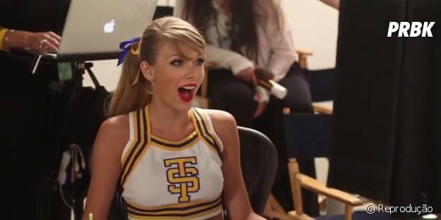 Taylor Swift agradece elogio de Madonna no Tumblr