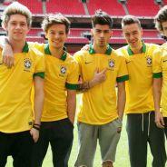 """One Direction no Brasil? Banda pode trazer a turnê """"On The Road Again"""" ao país em janeiro de 2016!"""