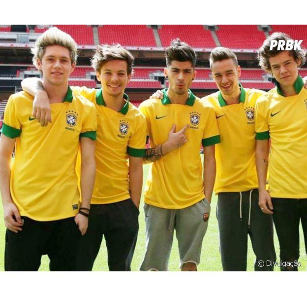 """One Direction pode trazer a turnê """"On The Road Again"""" tour para o Brasil em janeiro de 2016"""