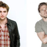"""Robert Pattinson e Charlie Hunnam, de """"Sons of Anarchy"""", vão trabalhar juntos nas telonas!"""