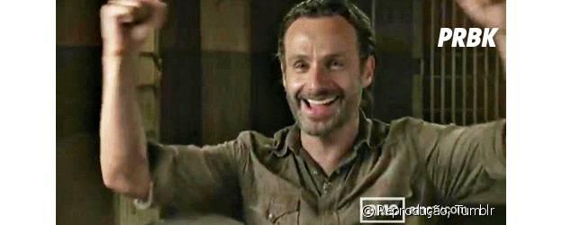 """Andrew Lincoln de """"The Walking Dead"""", revela como será o retorno da 5ª temporada"""