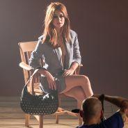 Marina Ruy Barbosa sensualiza com decote generoso em ensaio fotográfico