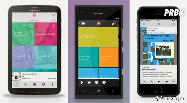 """""""Superplayer"""" é gratuito e possui versões para Android, iOS, e Windows Phone"""