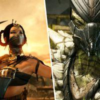 "Gameplay de ""Mortal Kombat X "" mostra lutas entre Kitana e Reptile"