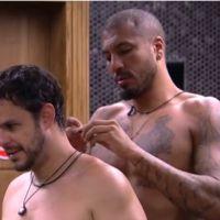 """No """"BBB15"""": Fernando não gosta de estar no Castigo do Monstro. Vem confusão por aí?"""