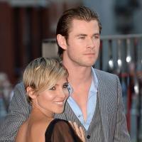 """Cegonha a vista! Astro do filme """"Thor"""", Chris Hemsworth, vai ser pai pela segunda vez!"""