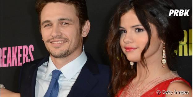 Selena Gomez e James Franco em novo filme