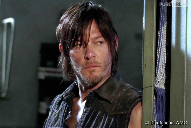 "Daryl Dixon (Norman Reedus) vai estar em perigo no season finale de ""The Walking Dead"""