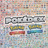 """De """"Pokémon Omega Ruby & Alpha Sapphire"""", Pokedex sai em formato livro"""