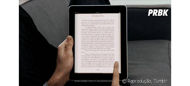 Use o celular antigo para ler livros digitais