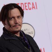 """Johnny Depp (Jack Sparrow) machuca a mão e atrasa filmagens de """"Piratas do Caribe 5"""""""