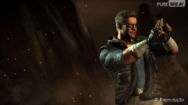 """Johnny Cage está confirmado em """"Mortal Kombat X"""" depois de atualização no site da Amazon"""
