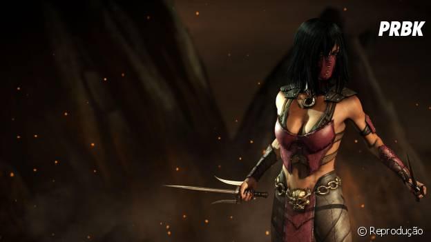 "Toda fatalidade de Mileena estará também em ""Mortal Kombat X"""