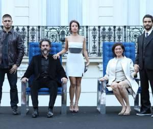 """Já na segunda fase de """"Império"""", da Globo, a família Medeiros aparece novamente em foto"""
