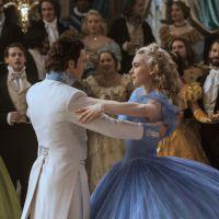 """Lily James e Richard Madden, astros de """"Cinderela"""", rasgam elogios ao filme da Disney!"""