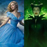 """Filmes """"Cinderela"""" ou """"Malévola""""? Qual é a adaptação mais incrível da Disney?"""