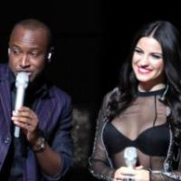 Thiaguinho e Maite Perroni fazem shows juntos em São Paulo