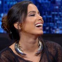 """Anitta não quer saber de homem machista: """"Não tenho paciência, não. Faço logo ele pastar"""""""