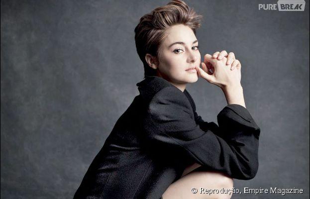 """Shailene Woodley, de """"Insurgente"""""""