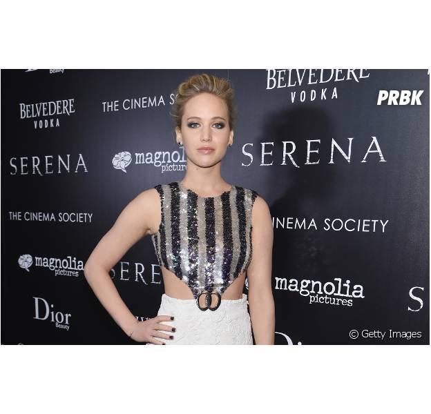 "Jennifer Lawrence está fora de ""X-Men"""