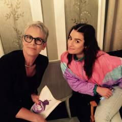 """Lea Michele em """"Scream Queens"""": Após """"Glee"""", atriz emenda gravações de sua nova série na TV"""