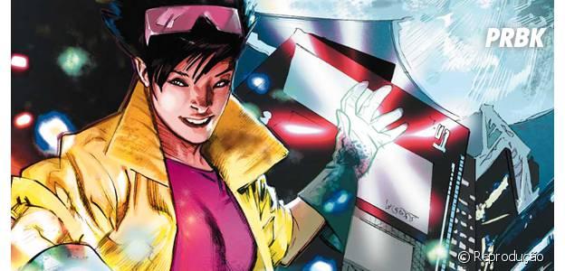 "Jubileu, de ""X-Men"""