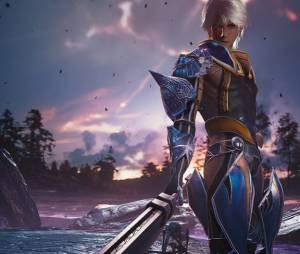 """Wal, protagonista de """"Mevius Final Fantasy"""", perde a memória e vai parar num mundo desconhecido"""
