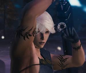 """Protagonista Wal do novo game mobile """"Mevius Final Fantasy"""" produzido pela Square Enix"""