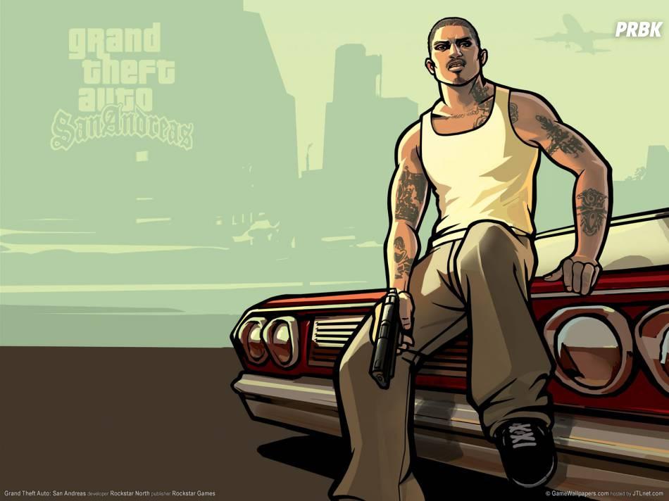 """""""GTA: San Andreas"""" recria o clima de Los Angeles com o estado fictício de Los Santos"""