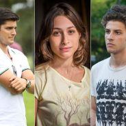 """Novela """"Babilônia"""": Guto (Bruno Gissoni) vai disputar com Rafael (Chay Suede) o coração de Laís!"""