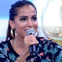 """Anitta comemora 100 milhões de views de """"Show das Poderosas"""" no """"Encontro com Fátima Bernardes"""""""