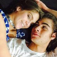 """Rafael Vitti e Isabella Santoni, da novela """"Malhação"""", aparecem agarradinhos em foto no Instagram!"""